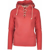 """Amundsen Sports W's Boiled Hoodie Laced Weathered Red"""